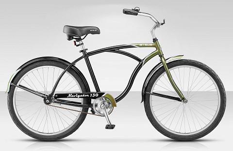 Велосипед Stels Navigator 130 Gent 1sp 2016