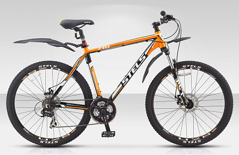 "Велосипед Stels Navigator 710 Disc 27.5"" 2014"