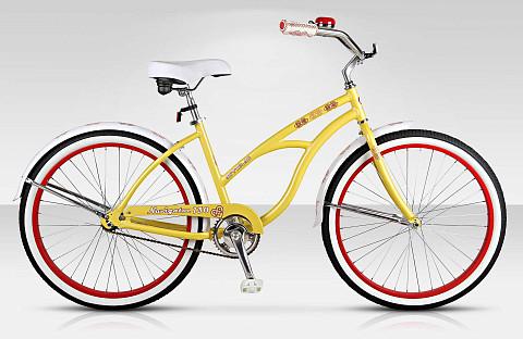 Велосипед Stels Navigator 130 1-sp Lady 2016