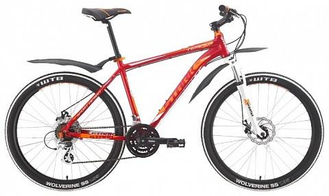 Велосипед Stark Temper Disc 2016