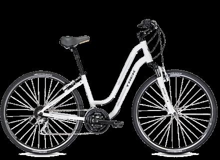 Велосипед Trek Verve 3 WSD 2014