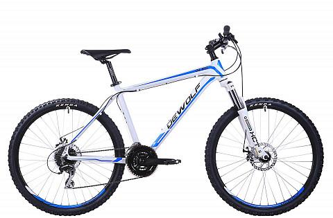 Велосипед DEWOLF GL 60 2016