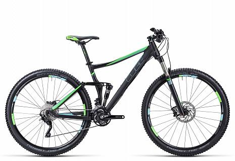 "Велосипед Cube Sting WLS 120 Race 29"" 2015"