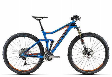 "Велосипед Cube STEREO 120 Super HPC 29"" SL 2014"