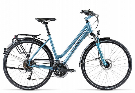 Велосипед Cube TRAVEL PRO LADY 2014