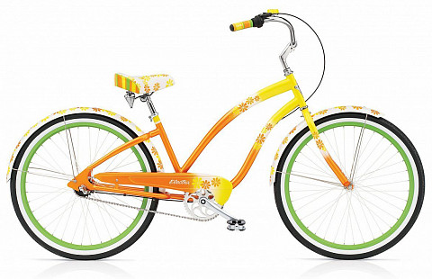 Велосипед Electra Cruiser Daisy 3i Ladies' 2015