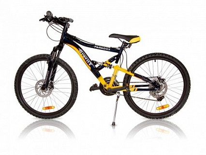 "Велосипед GRAVITY Paradox Hi-Ten 24""  21ск 2015"