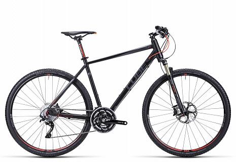 Велосипед Cube Tonopah SL 2015