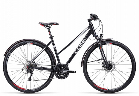 Велосипед Cube Nature Allroad Lady 2015