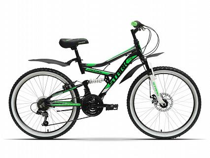 "Велосипед Stark Striky FS Disc 24"" 2015"