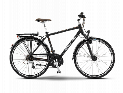 Велосипед Winora Domingo de Luxe 2014