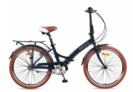 Велосипед SHULZ KRABI V-BRAKE 2016
