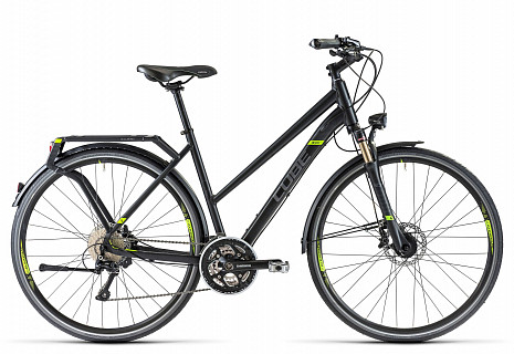 Велосипед Cube DELHI PRO LADY 2014