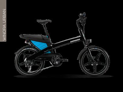 Электровелосипед WINORA town:exp evo2