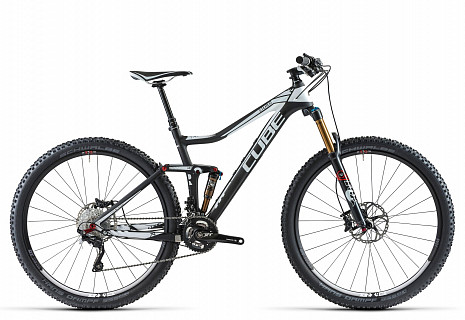 Велосипед Cube STEREO 140 Super HPC 29 RACE 2014