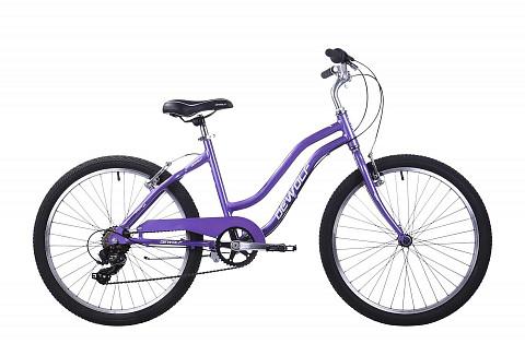 Велосипед DEWOLF WAVE 240 2016