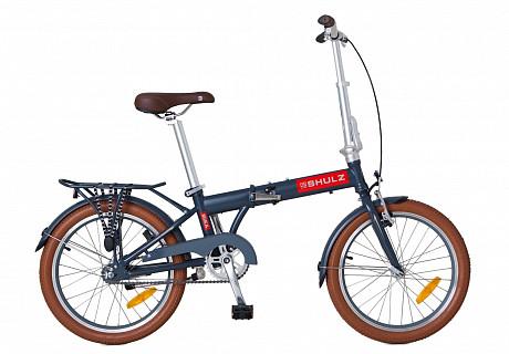 Велосипед SHULZ Mika 2015