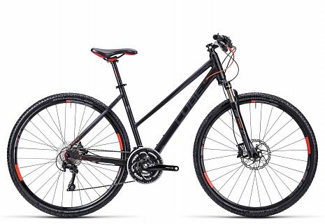Велосипед Cube Tonopah Pro Lady 2015