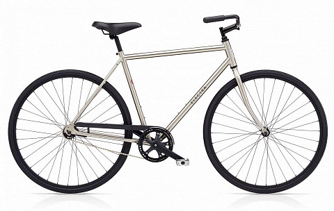 Велосипед Electra Loft 1 Men's Regular Nickel Plated 2015