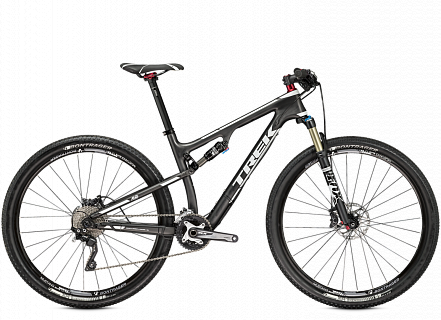 "Велосипед Trek Superfly FS 9.7 SL 29"" 2015"