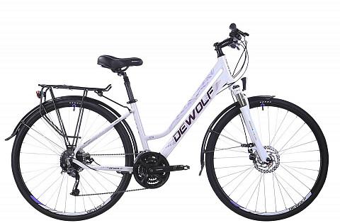 Велосипед DEWOLF ASPHALT F2 2016