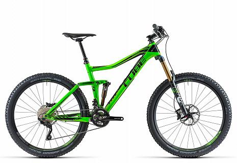 "Велосипед Cube STEREO 160 Super HPC 27.5"" SL 2014"