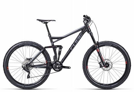 "Велосипед Cube Stereo 160 HPA Race 27.5"" 2015"
