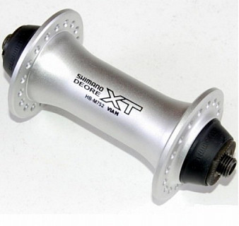 Втулка передняя Shimano XT HB-M752L