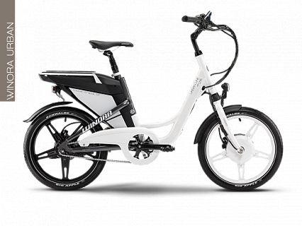 Электровелосипед WINORA comfort:exp AGT