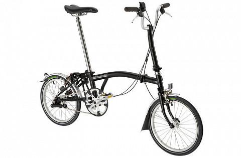 Велосипед Brompton M3L 2011