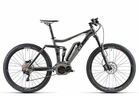 "Велосипед Cube STEREO 140 HYBRID 27.5"" 2014"