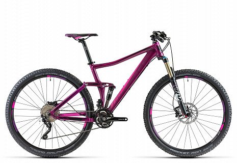 Велосипед Cube STING WLS 120 HPA SL 2014