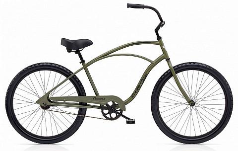 Велосипед Electra Cruiser 1 3i Men's Tall 2015 (тюнинг)