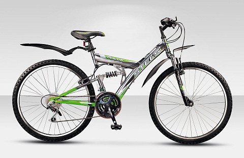 Велосипед Stels Focus 18 sp 2015