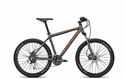 Велосипед Focus Whistler 1.0 2014