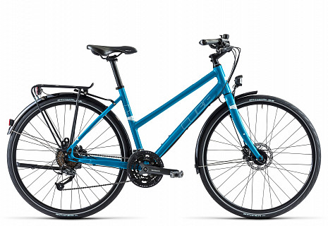 Велосипед Cube TRAVEL PRO RF LADY 2014