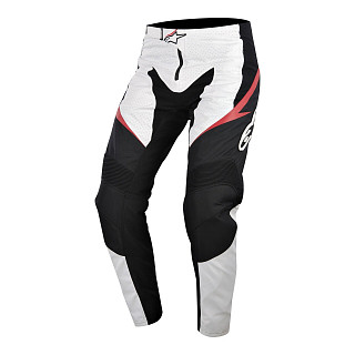 Штаны Alpinestars SIGHT PANTS WHITE BLACK RED 48