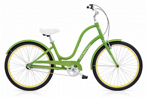 Велосипед Electra Townie Original 3i Ladies' 2016