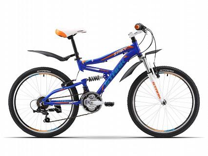 "Велосипед Stark Striky FS 24"" 2016"