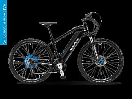 "Электровелосипед WINORA SX2 29"""