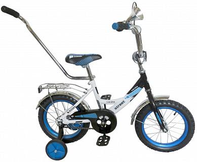"Велосипед BLACK AQUA  Street 12"" 2016"