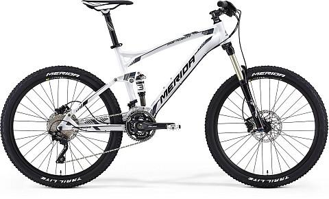 Велосипед Merida One-Twenty 900 2014