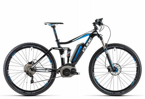 "Велосипед Cube STEREO 120 HYBRID 29"" 2014"