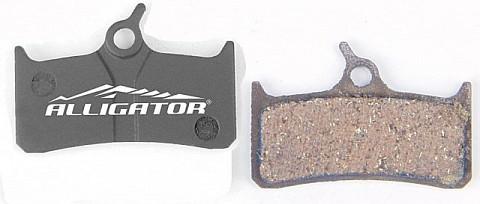 Тормозные колодки Alligator для Deore XT(M-755/Grimeca system 8) HK-BP006