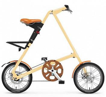 Велосипед Strida 5.2 (2012) кремовая