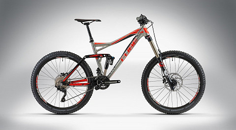 Велосипед Cube FRITZZ 180 HPA 26 RACE 2014