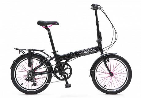 Велосипед Shulz Molecular 2016
