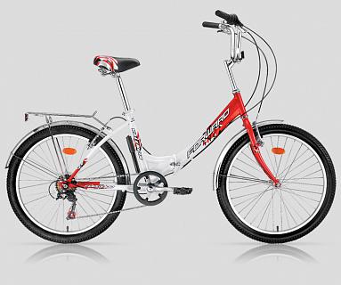 "Велосипед Forward Valencia 2.0 24"" 2014"