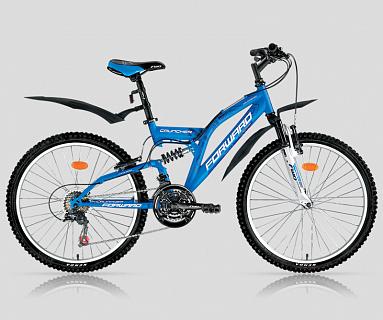 "Велосипед Forward Cruncher 2.0 24"" 2014"