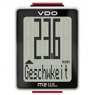 Велокомпьютер VDO M2WL
